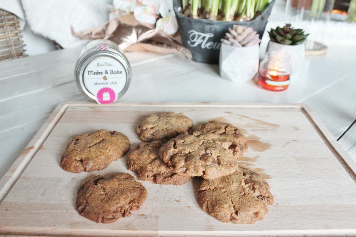 Chocolate chip cookies hema