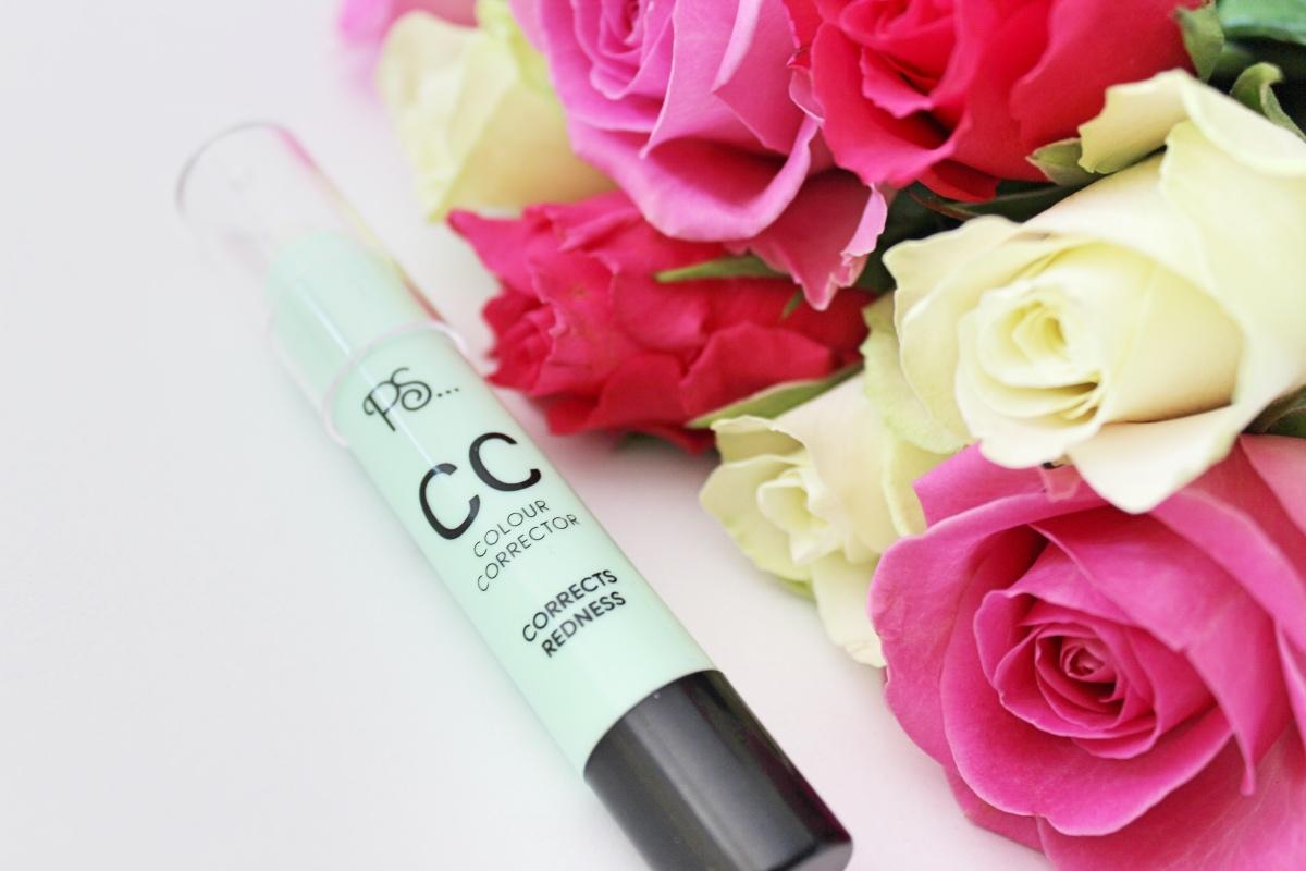 Ps... CC Colour Corrector Primark review