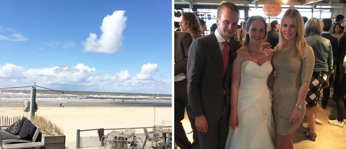 Bruiloft 2016 april
