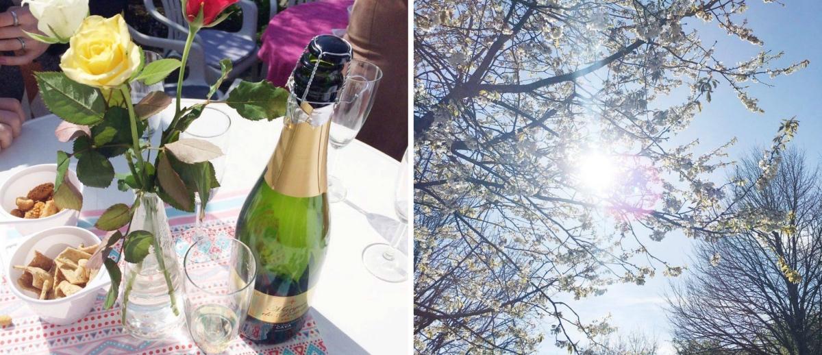 bloesem & champagne 2016