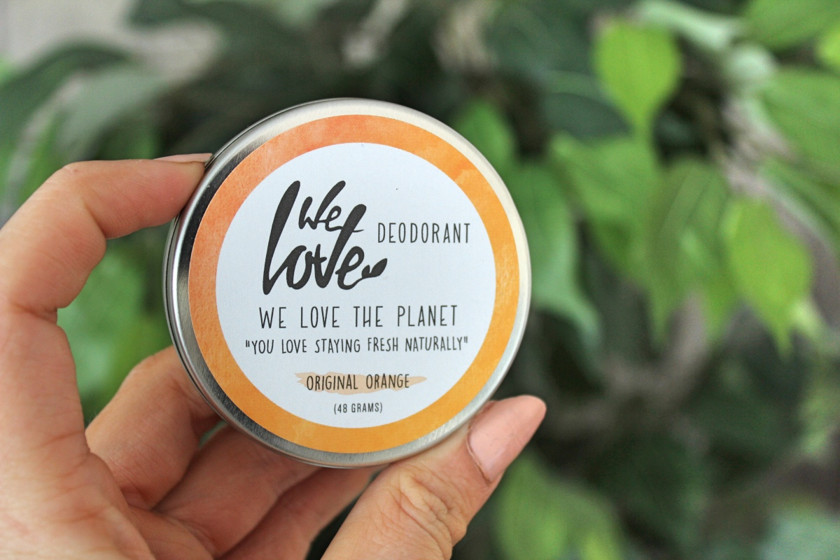 We love the planet original orange deodorant