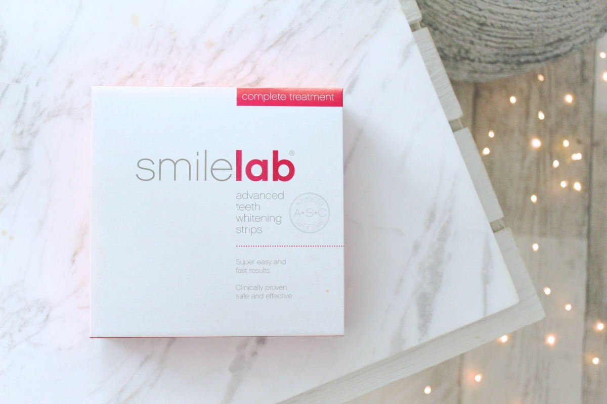 Smilelab tandenstrips review