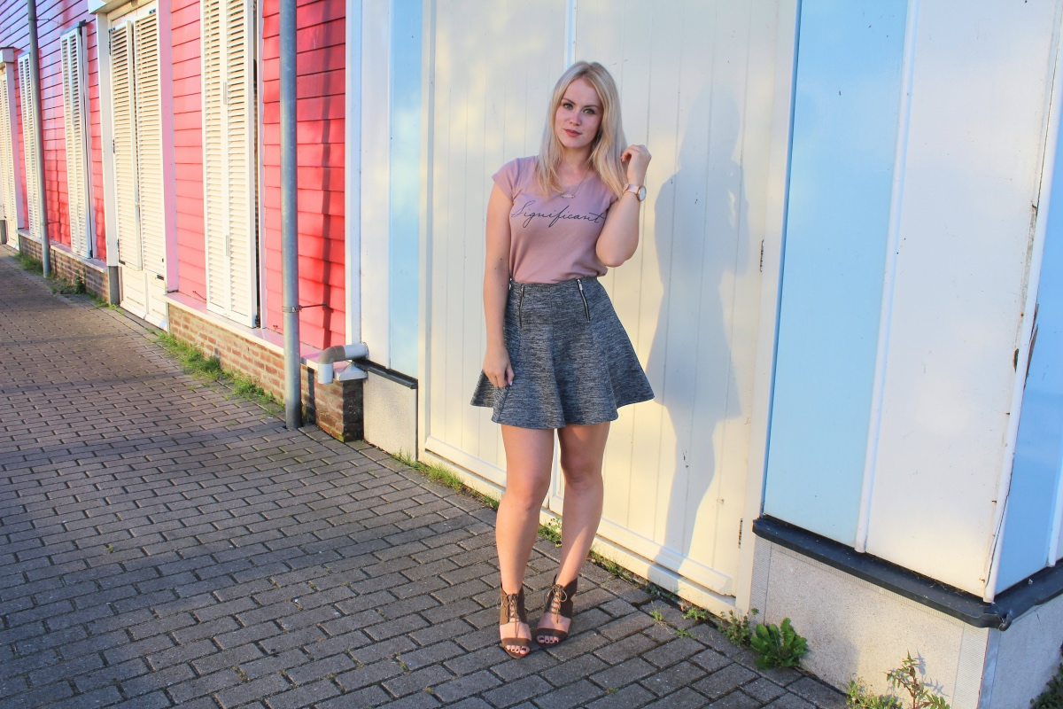 Outfit New Yorker Primark 2016 fashion blog