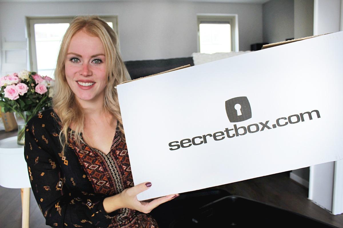 Unboxing Secretbox.com | Een box met onbekende inhoud?