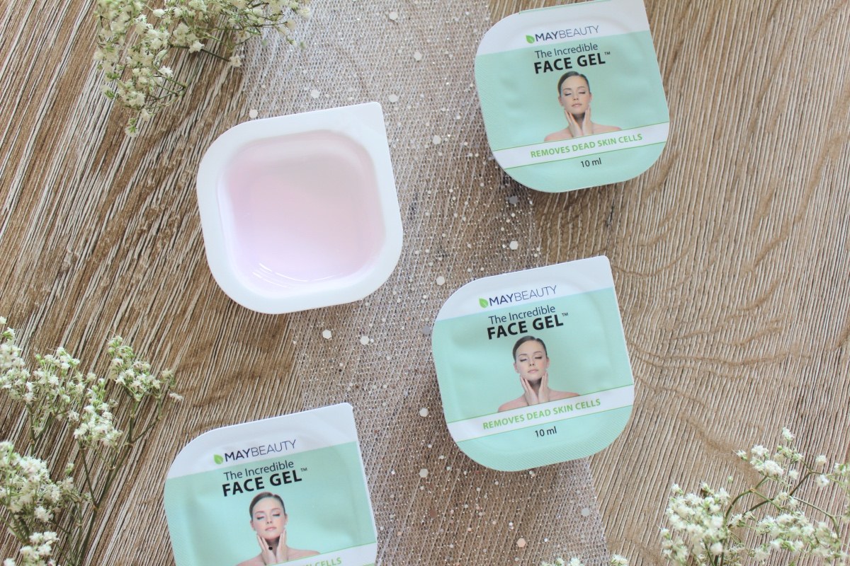 The Incredible facegel maybeauty