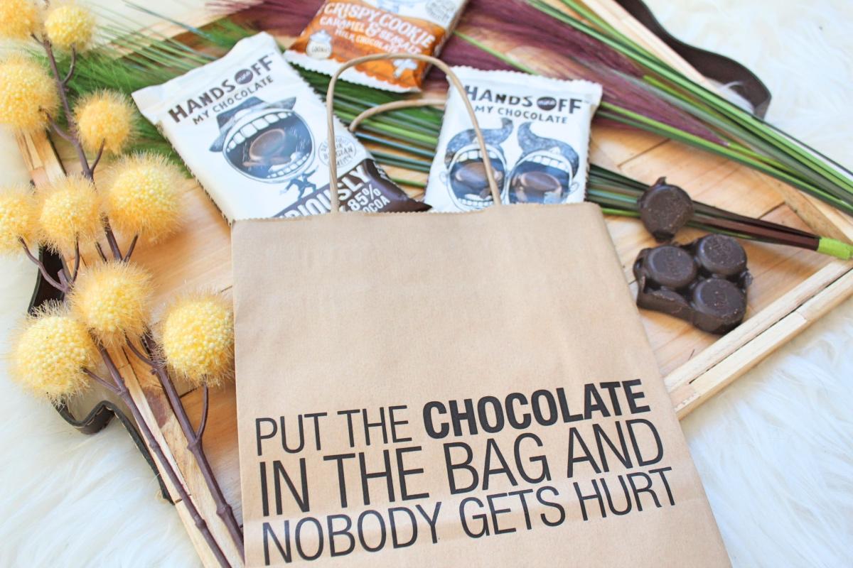 Hands off my chocolate | (h)eerlijke chocolade!