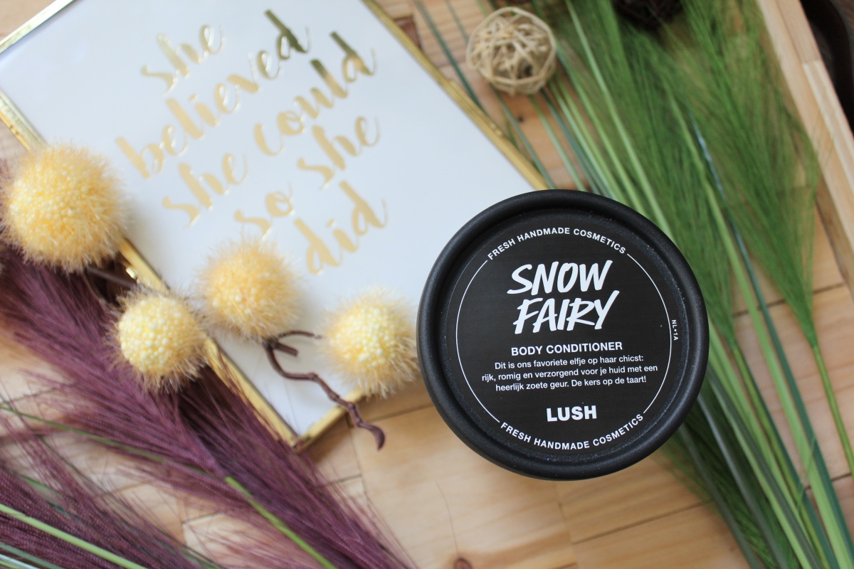 Lush snow fairy | Body conditioner