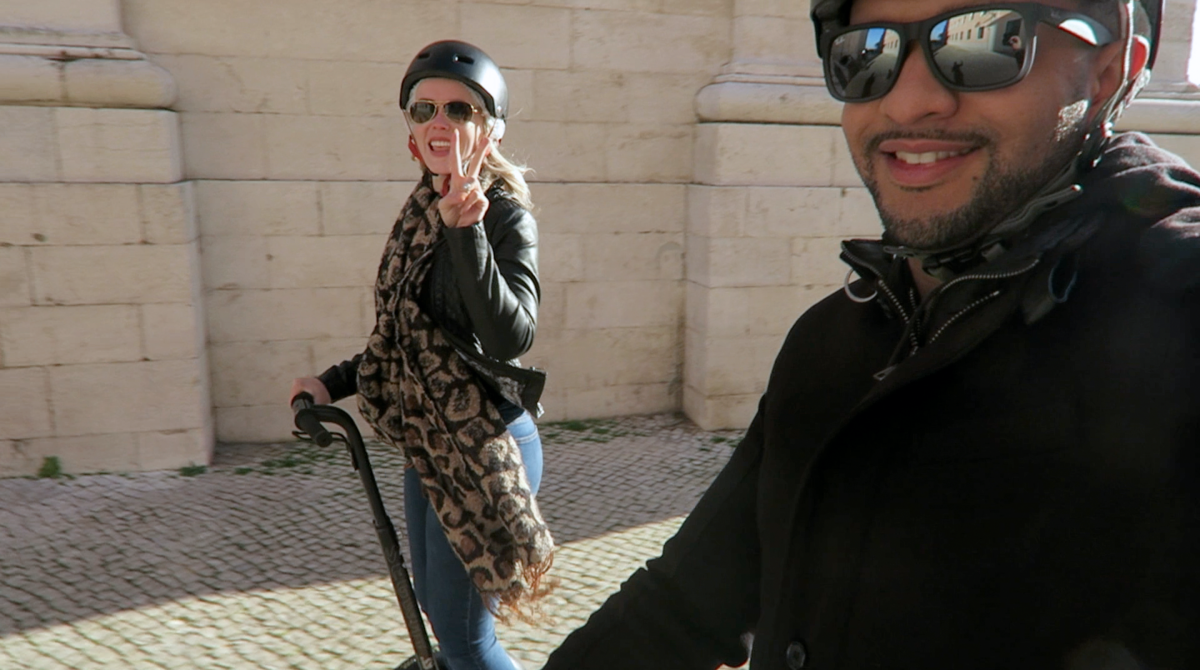 Boost Segway Lissabon Portugal review