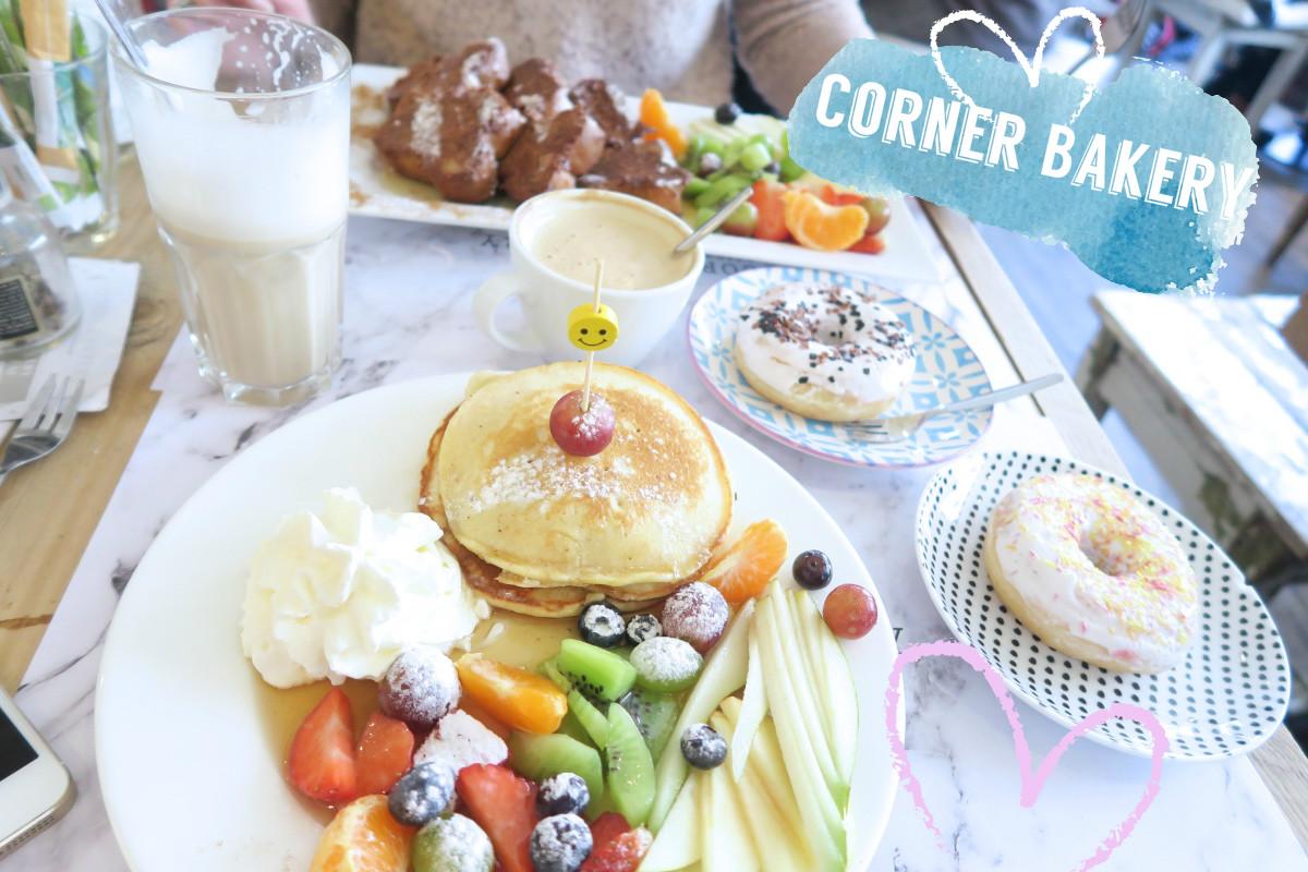 Corner Bakery Amsterdam & een gekke bruisbal | Vlog #24
