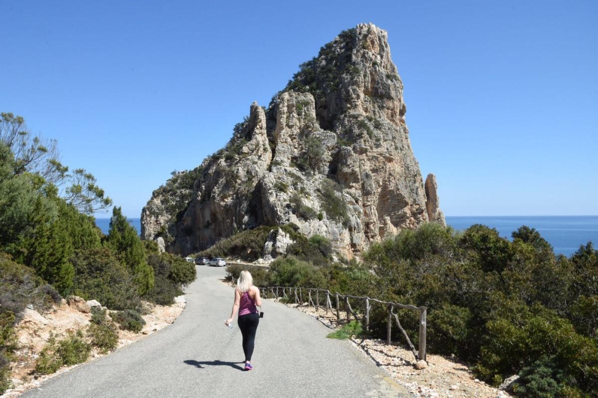 Sardinië - Paniek tijdens autorijden & angst voor geiten | Vlog #27