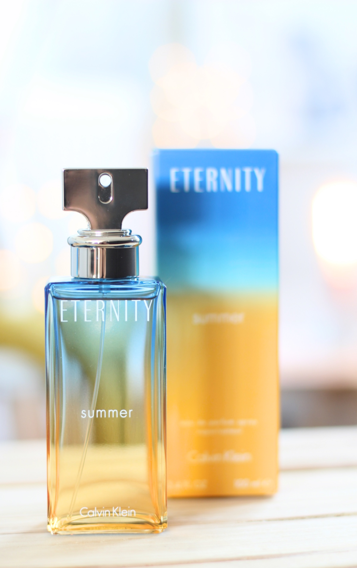 Calvin Klein Eternity Summer for women