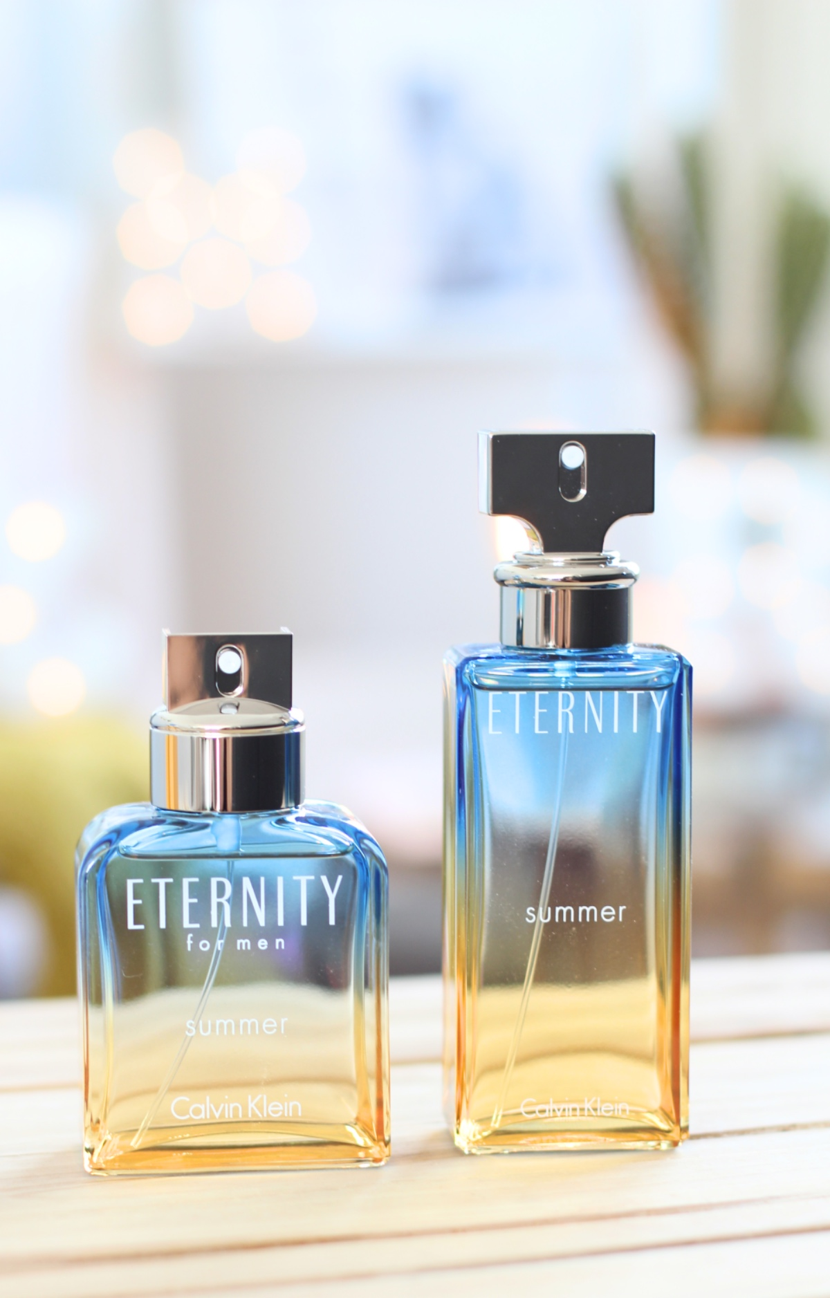 Calvin Klein Eternity Summer 2017 - for men and women