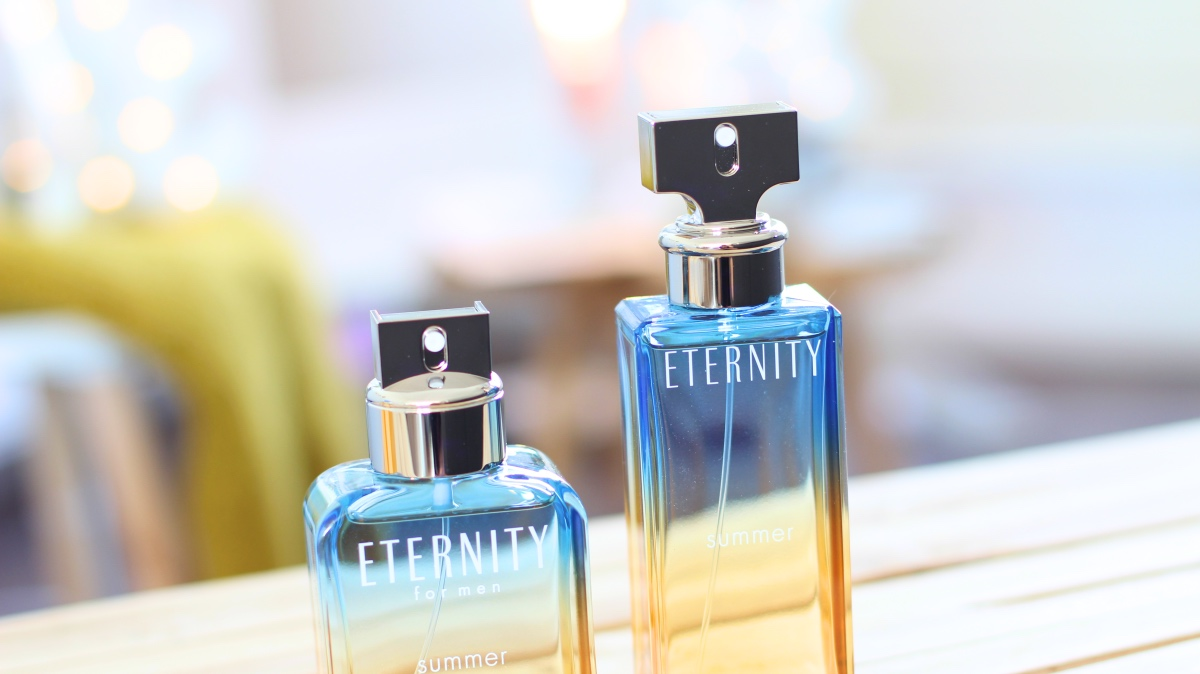 Calvin Klein eternity summer 2017 review