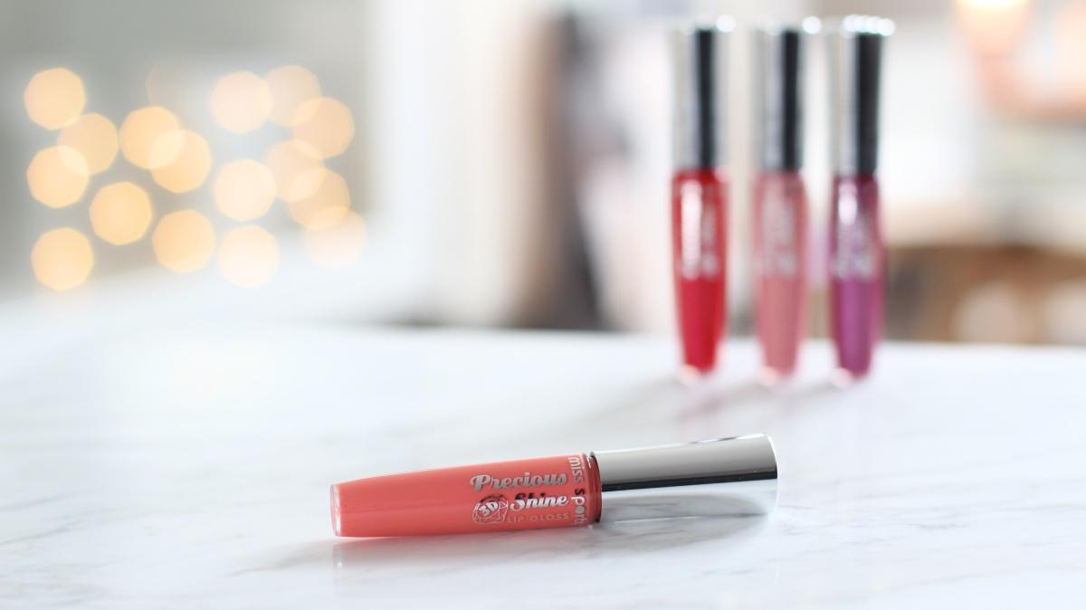 Miss sporty Precious Coral lipgloss