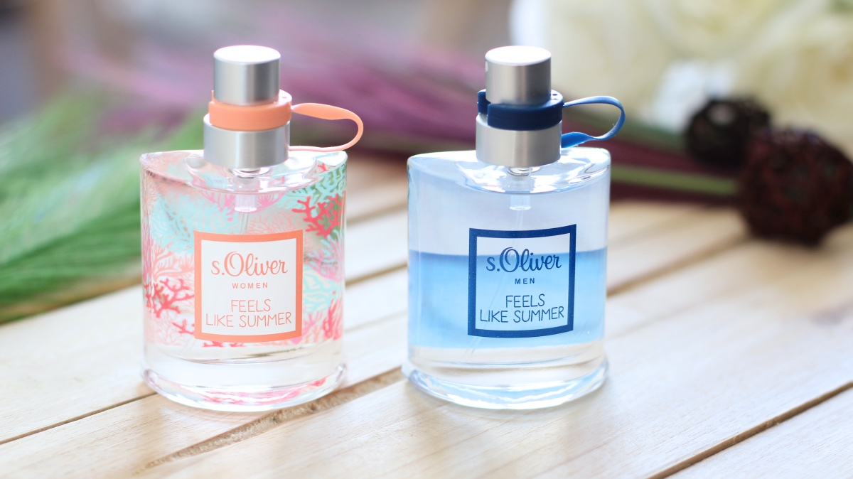 s.Oliver Feels like summer eau de toilette