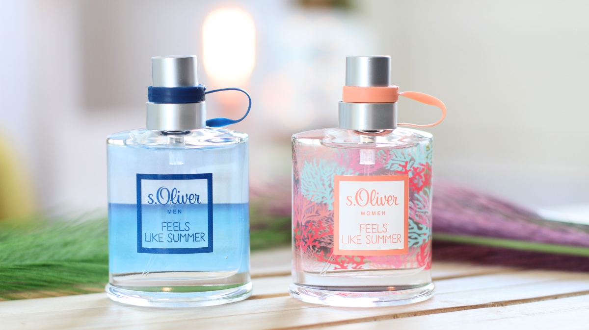 Feels like summer eau de toilette S.Oliver