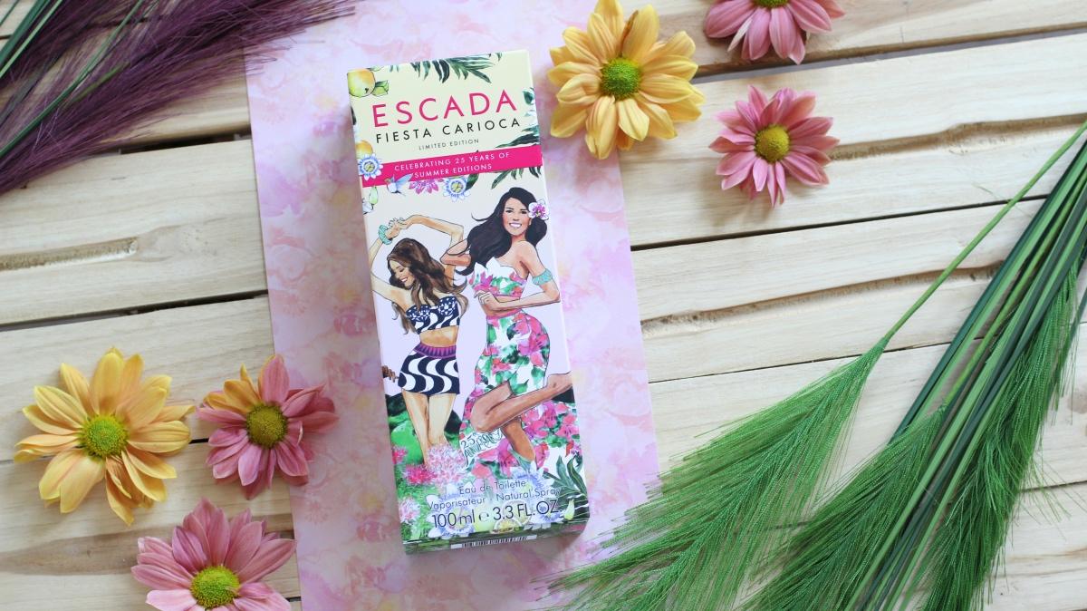 Escada - Fiesta Carioca | Limited edition eau de Toilette