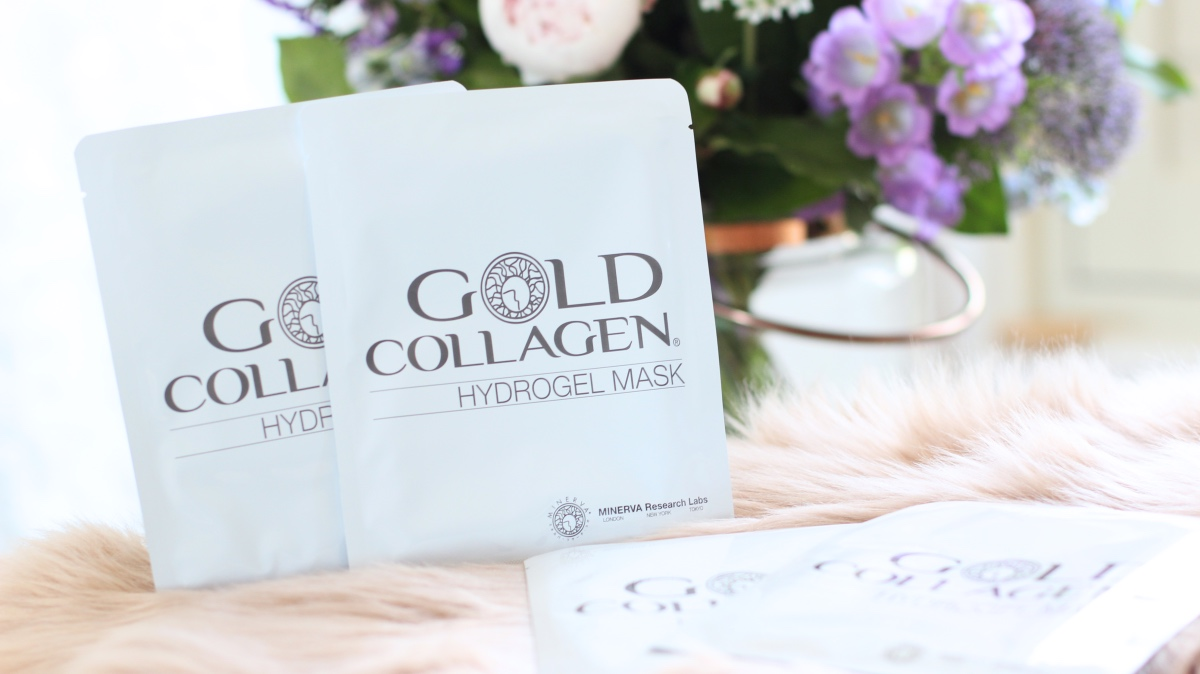 Gold Collagen Hydrogel Mask review