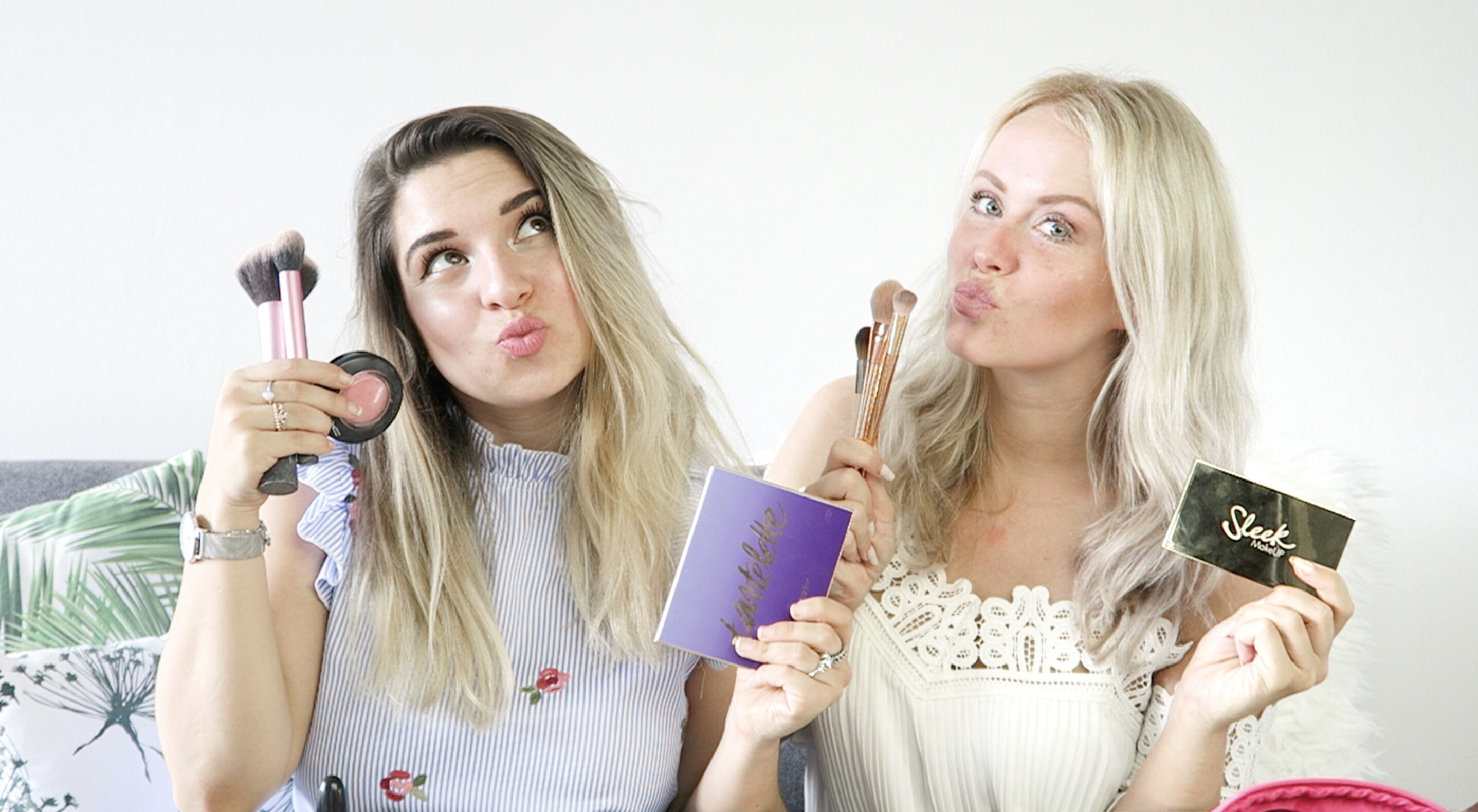 Dagelijkse make-up routine | Get ready with us!