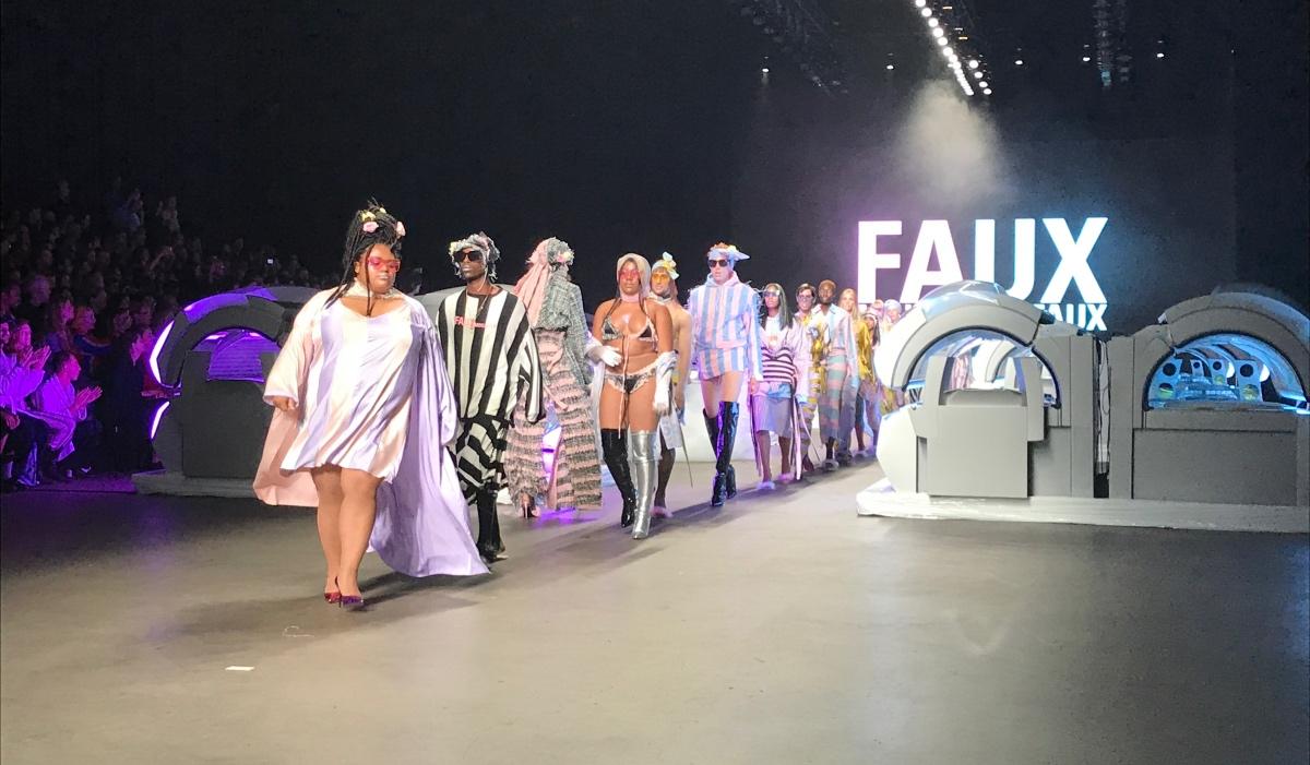 Amsterdam fashion week 2017