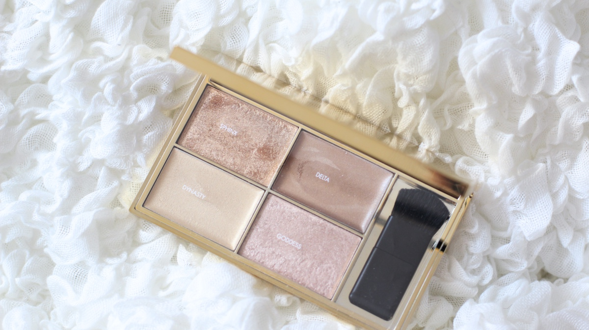 Cleopatra's kiss highlight palette