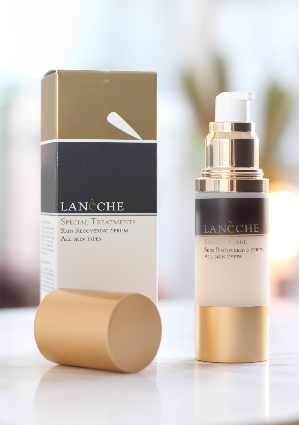 Lanèche special treatments skin recovering serum