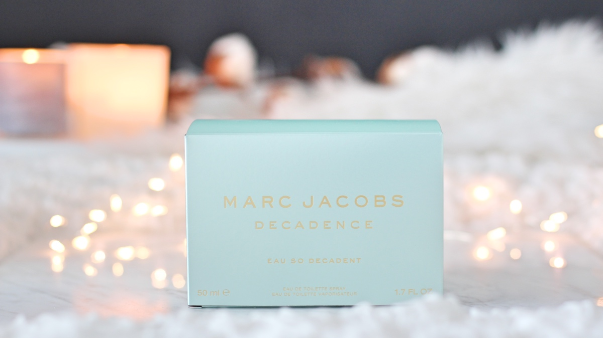 Marc Jacobs Decadence | Eau so Decadent