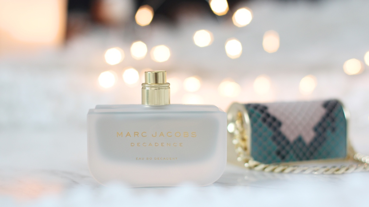 eau so decadent Marc Jacobs