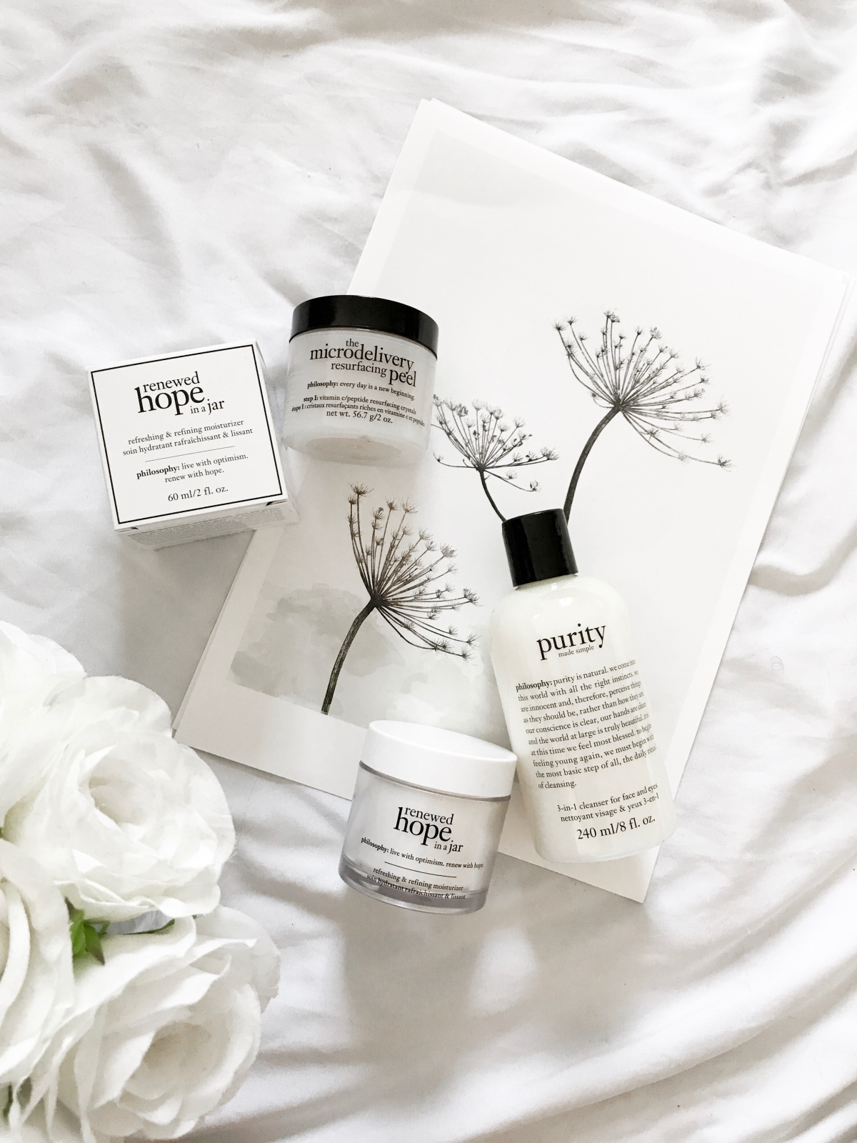 Philosophy cleanse, peel & treat