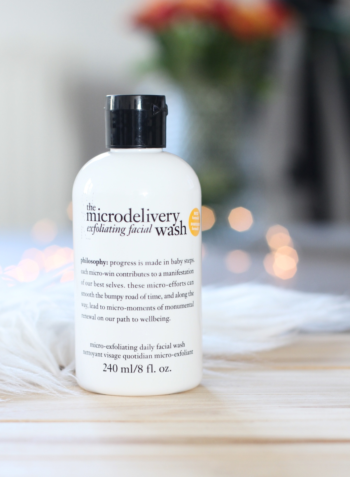 philosophy microdelivery facial wash