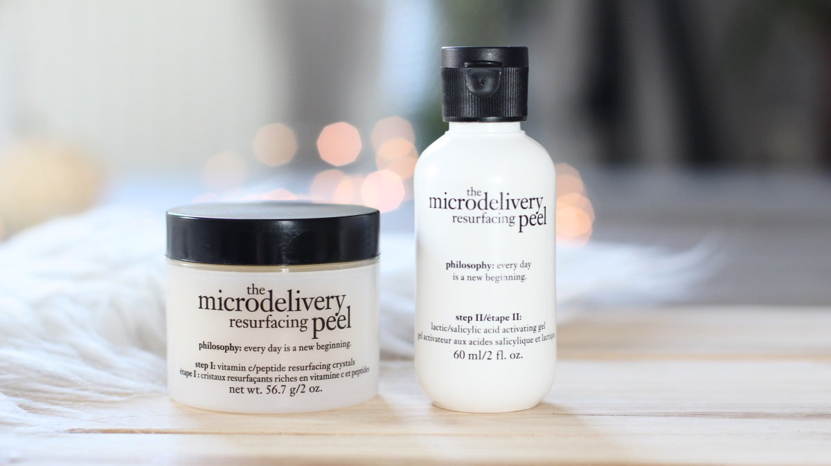 philosophy microdelivery resurfacing peel
