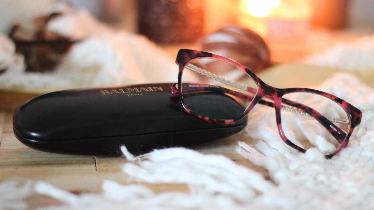 balmain x specsavers