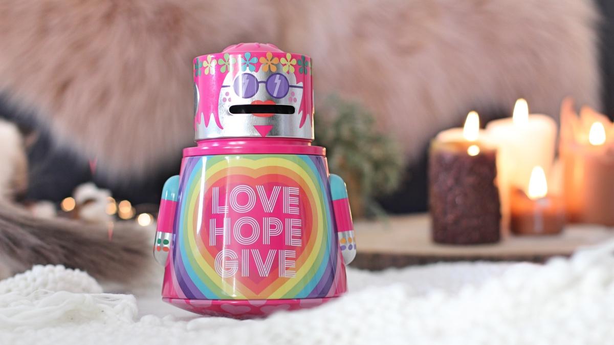 review cadeau robot spaarpot