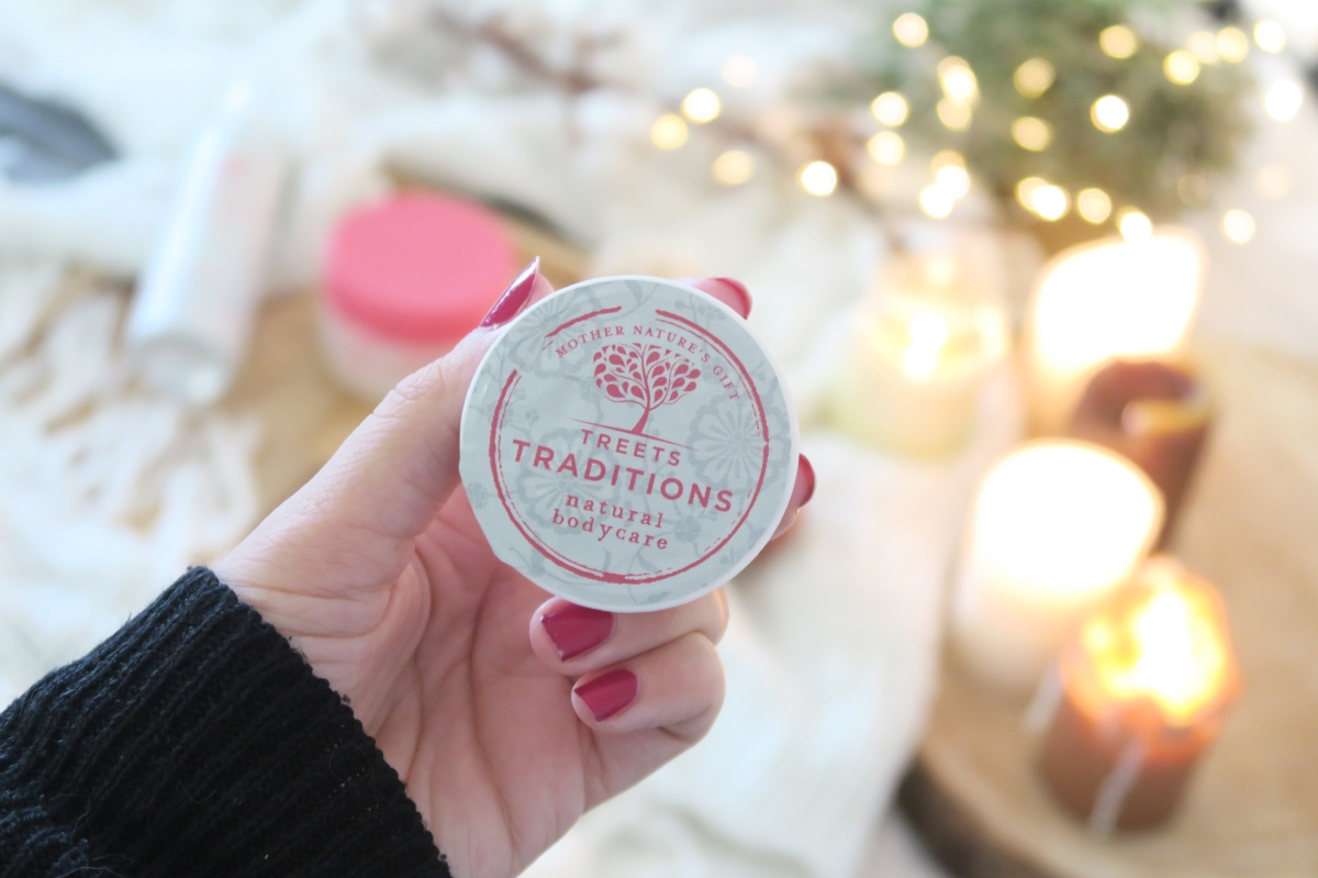Treets traditions Pure serenity Shimmering bodycream