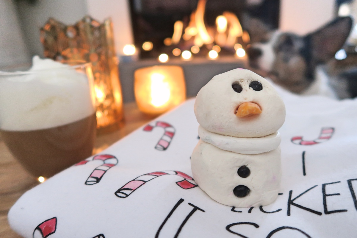 lush the snowman review