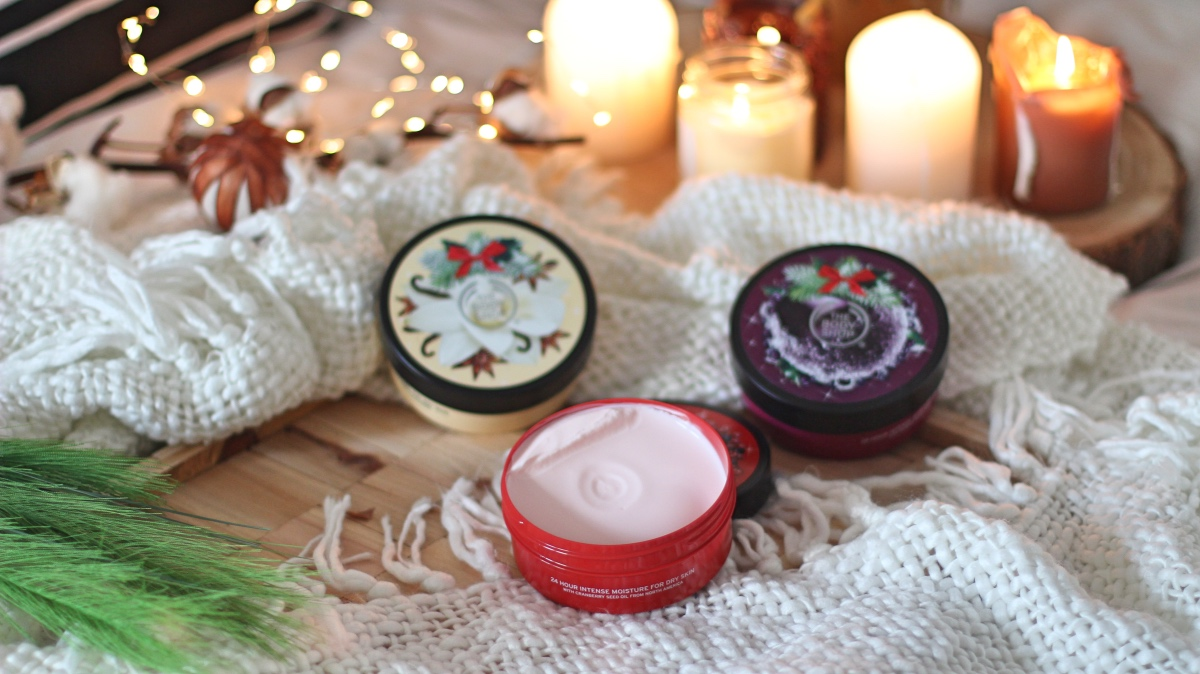 the body shop bodybutter